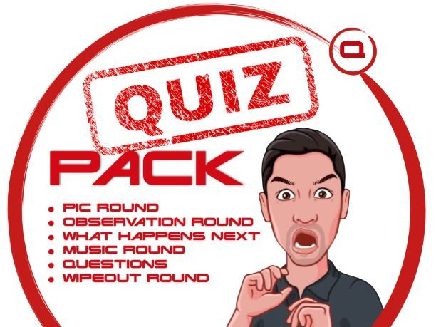 Online 'pub' quiz: General Knowledge Professionally written 'lockdown pub' style quiz