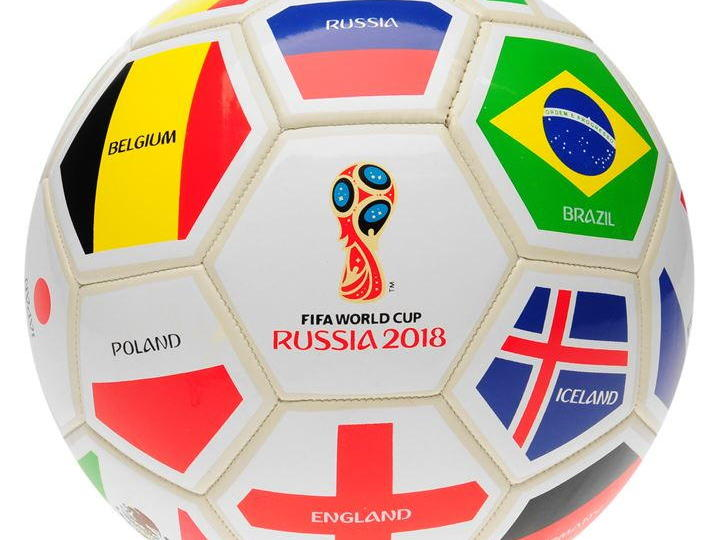 English World Cup Russia Activities