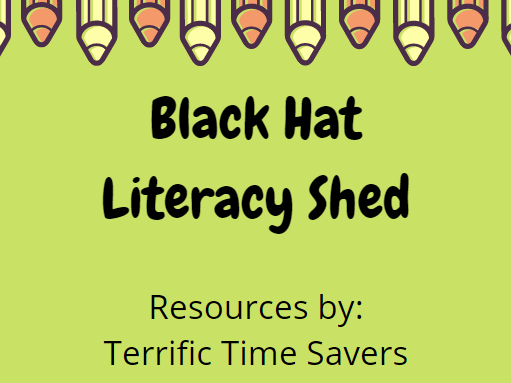The Black Hat - Literacy Shed Writing