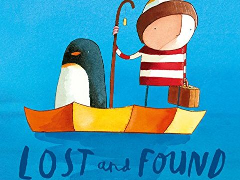Lost and found Literacy plan
