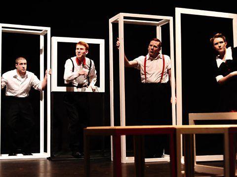 GCSE Drama Component One: Devising Theatre Complete - EDUQAS/WJEC Creating Devised Work Resources