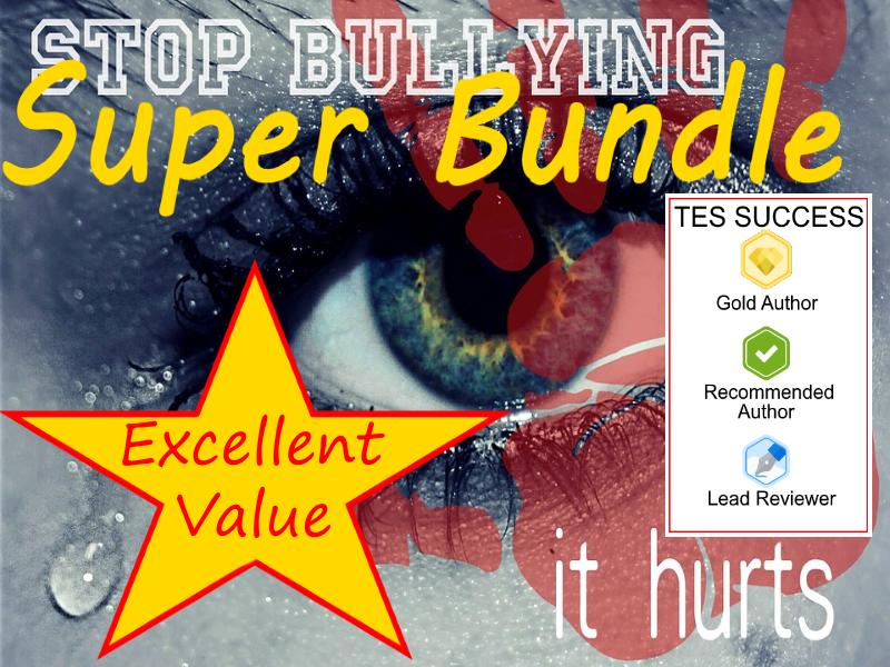 Anti-bullying Bundle