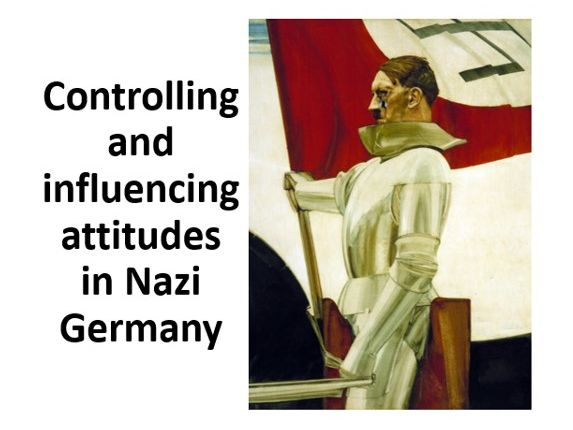 Nazi Propaganda and Censorship: Controlling Ideas