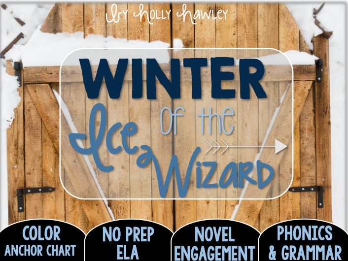 Winter of the Ice Wizard NO PREP ELA