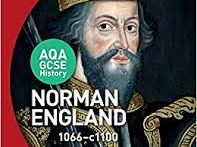 New AQA GCSE Norman England SOW Part 2