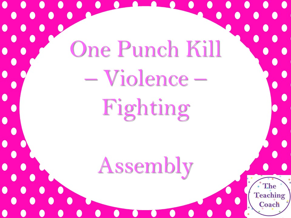 One Punch Kills - Fighting - Physical Violence Assembly