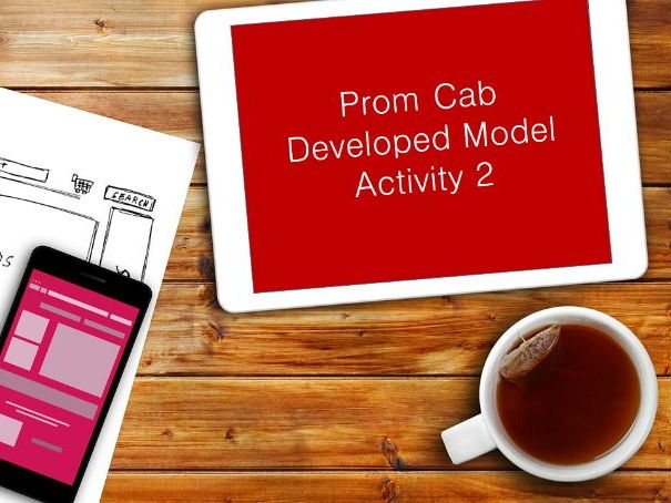 Prom CAB - Developed Model - Video Guides - GCSE Edexcel ICT
