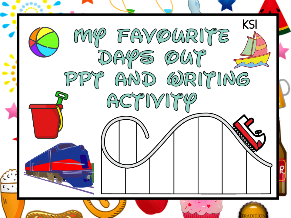 Favourite Days Out to Write About PPT KS1