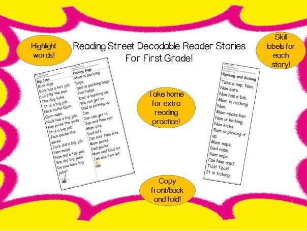 Decodable Reader - A Big Fish for Max (Vowel sounds a, al; Digraphs sh, th)
