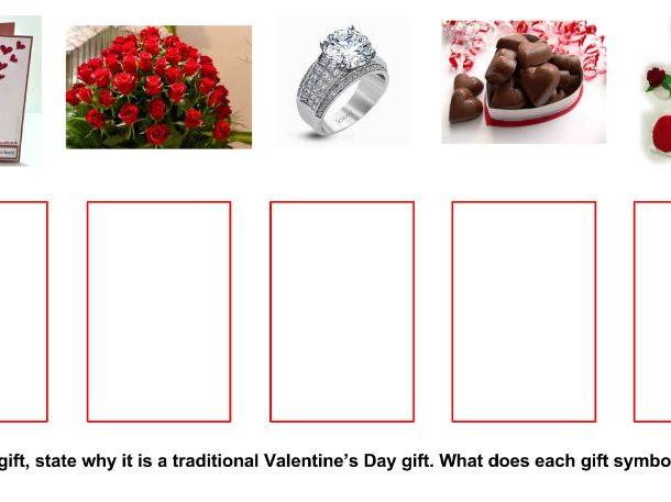 Valentine - Relationships Poetry (SEN friendly)