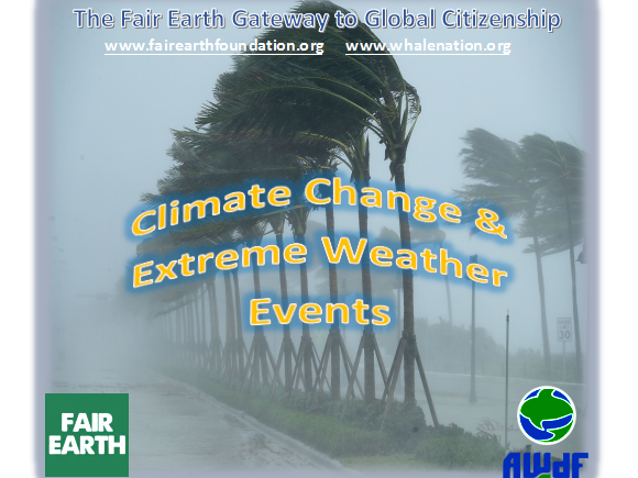 Climate Change & Extreme Weather - Fair Earth Resources