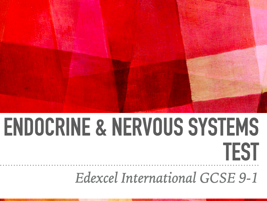 IGCSE International 9-1 Chapter 6&7 test & extra questions
