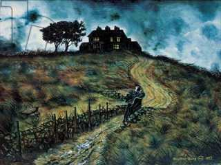 'Wuthering Heights' lesson 7 - setting and Thrushcross Grange