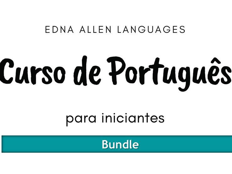 Curso de Português Pacote 2