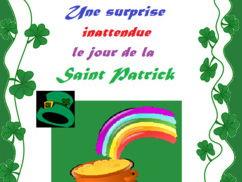 Saint Patrick's day: le jour de la Saint Patrick: a story in French and exercises