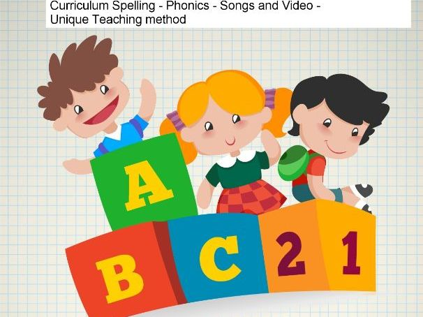 Year 5 - 6 Spelling list -  lovely light pop ballad song & video - smart board compatible