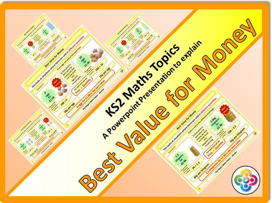 Best Value for Money KS2