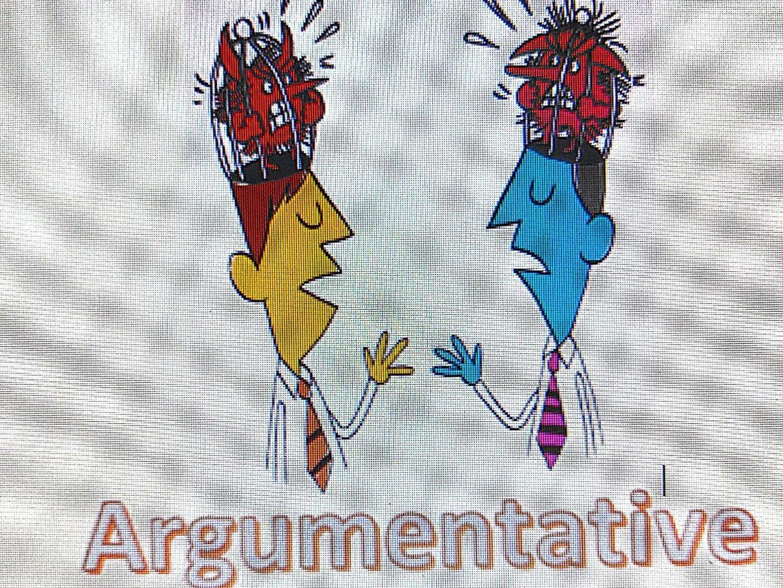 Creative Writing (Sample Argumentative Essays)