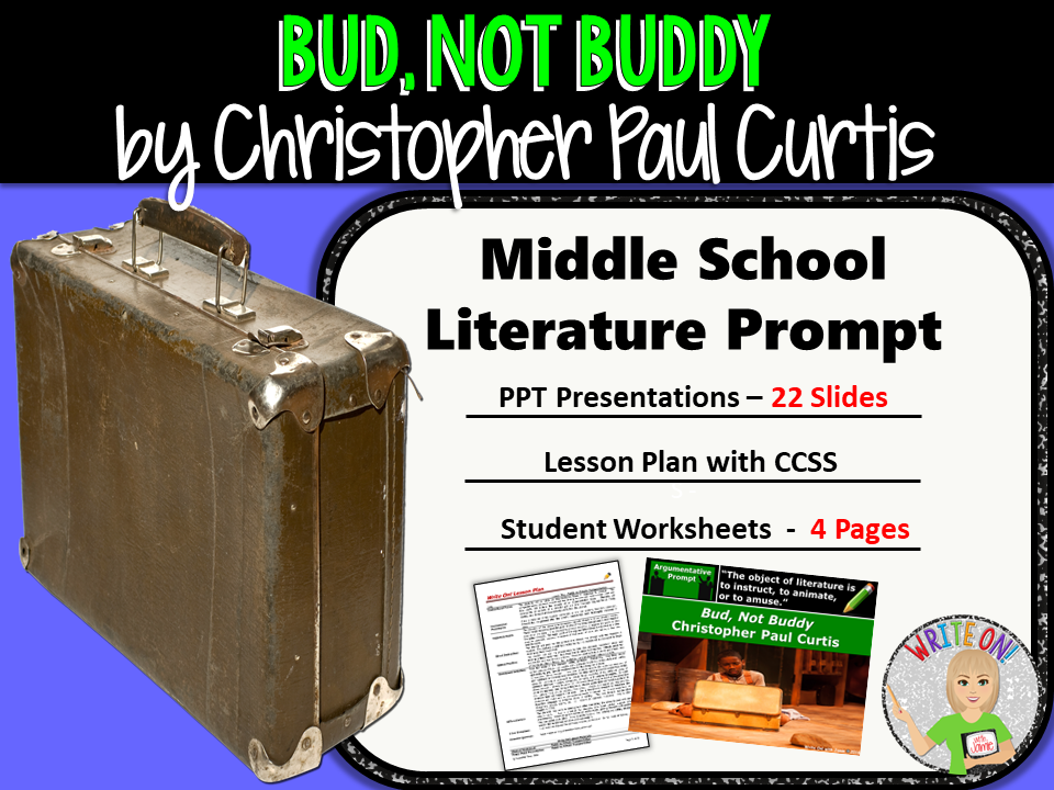 Bud Not Buddy By By Christopher Paul Curtis Text Dependent