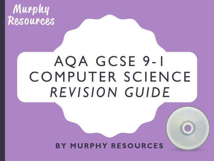 GCSE 9-1 Computer Science Revision for AQA (Sample)