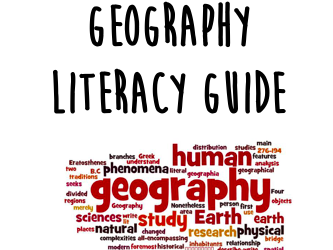 Geography Literacy Guide KS3
