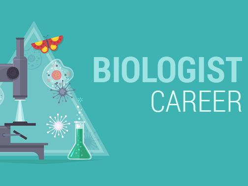 Biology careers