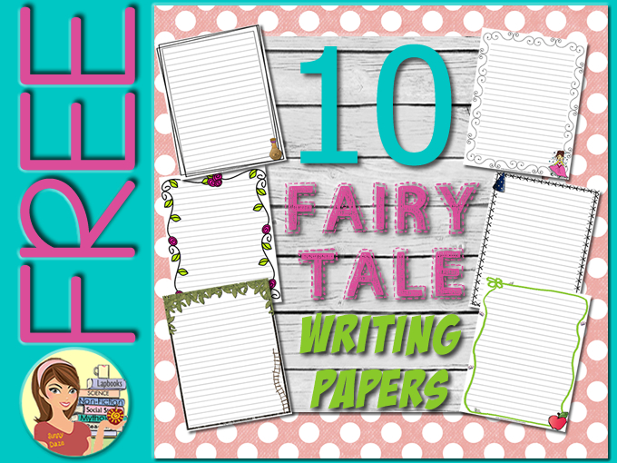 Free Fairy Tale Writing Papers