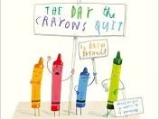 The Day the Crayons Quit running record