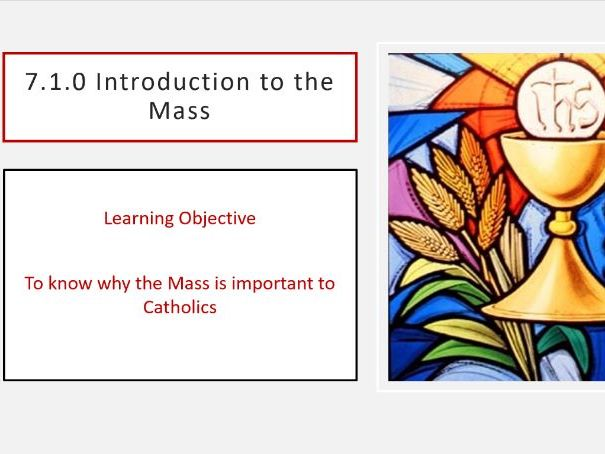 7.1.0 Introduction to the Mass