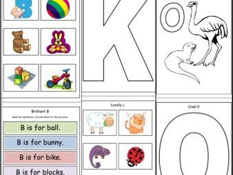 First Sounds Activity Pack