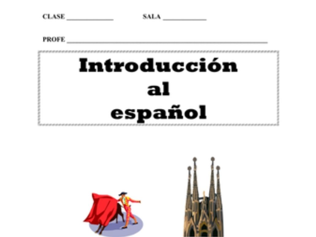 Accelerated Learning Spanish Workbooks 1 & 2