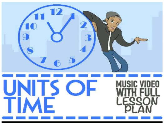 Units of Time: KS1-KS2 Worksheets and Activities