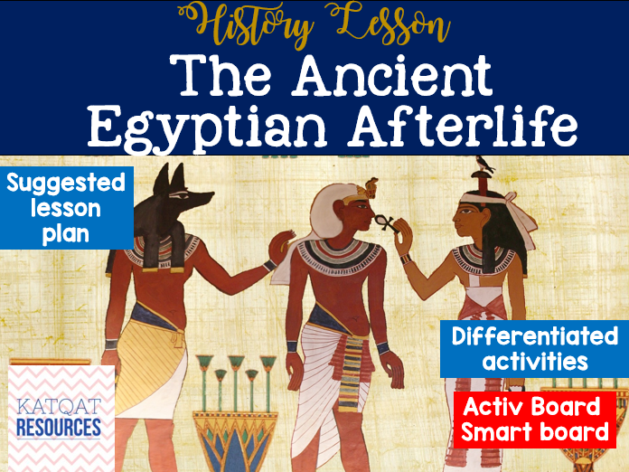 Ancient Egypt - introduction to the afterlife