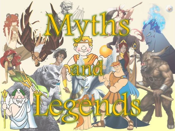 Year 7 - Myths and Legends Unit