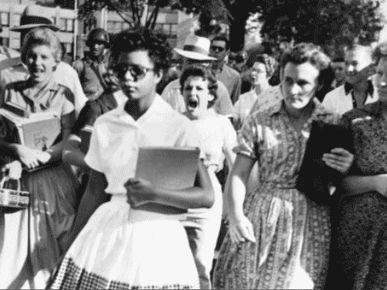 Little Rock Nine Case - Black Peoples of America