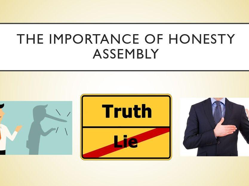 Honesty Assembly