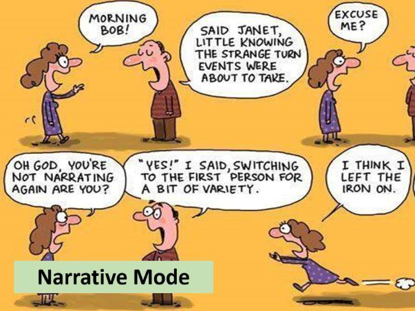 An introduction to narrative mode