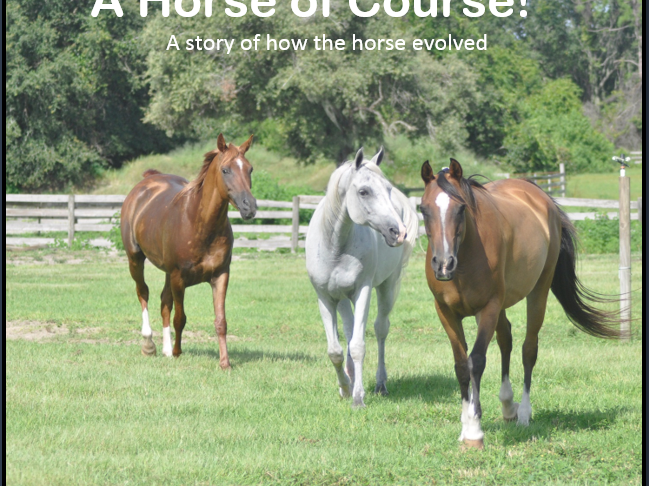 A Horse of Course: Animal Adaptions and the Environment (800L) Sci Info Txt