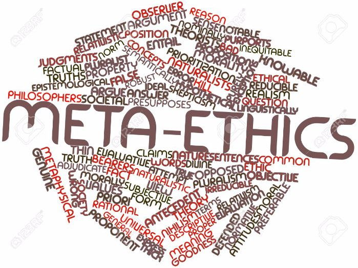 Revision Guide on Metaethics (OCR A Level Religious Studies)