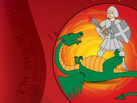 St George and the Dragon Play Script