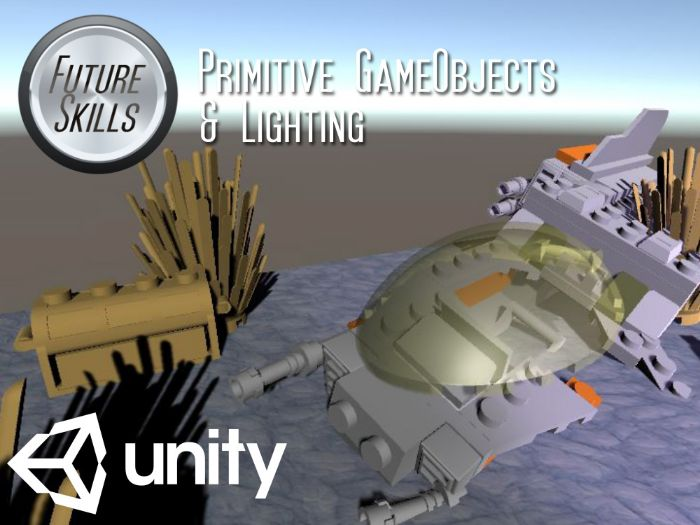 Primitive GameObjects and Lighting
