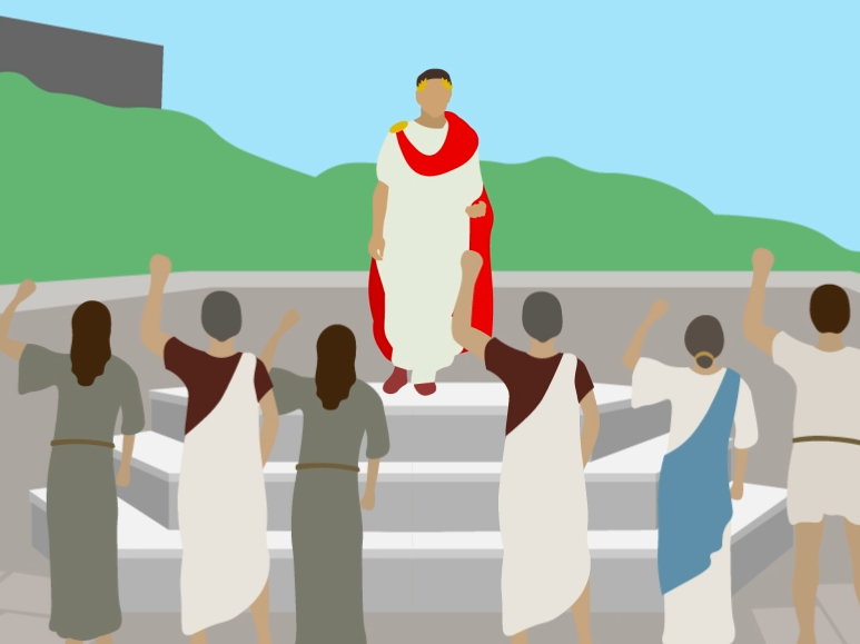 Animated History of Ancient Rome