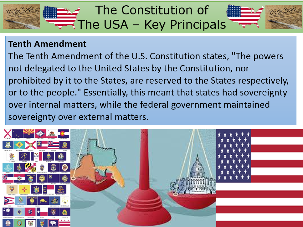 US Separation of Powers - A Level Gov and Politics.