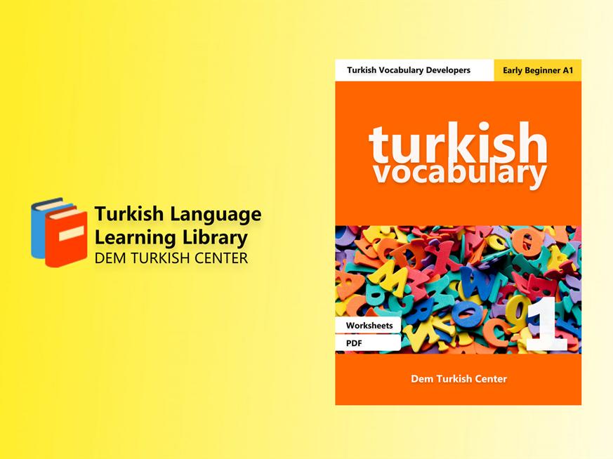 Turkish Vocabulary Developers 1 PDF