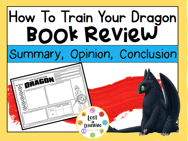 How To Train Your Dragon: Book Review
