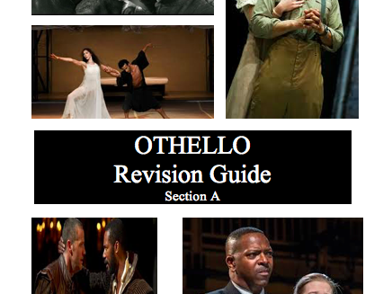 Othello Revision Guide