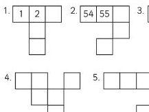 Missing 100 Square