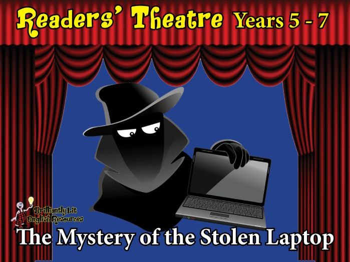 Reader's Theatre Mystery Script