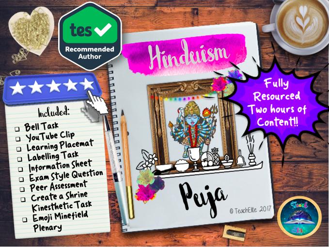 Hinduism Puja / Hindu Puja