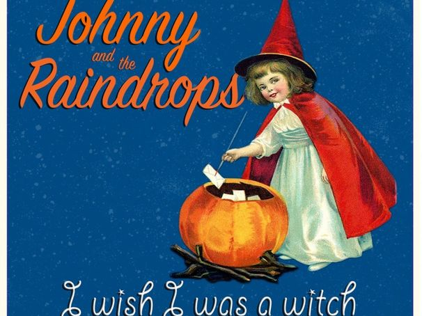 'I wish I was a witch'. Catchy Halloween song - mp3